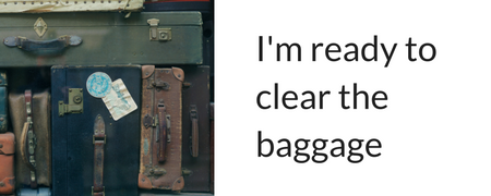 Clear the Baggage CTA